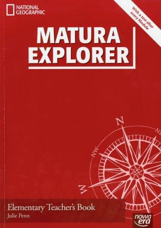 Matura Explorer. Teacher s Book - okładka podręcznika