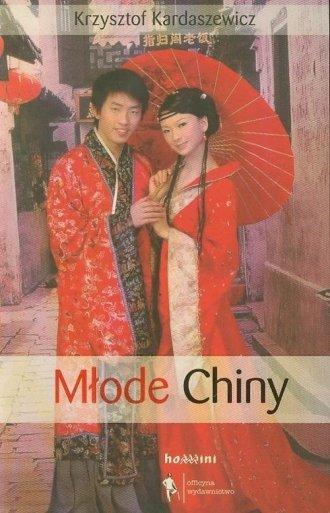 Młode Chiny - okładka książki