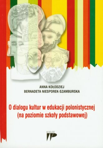 O dialogu kultur w edukacji polonistycznej - okładka książki