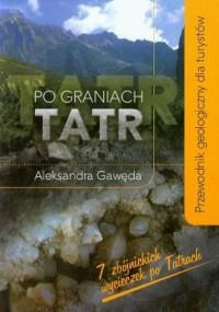 Po graniach Tatr - okładka książki
