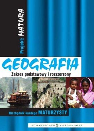 Projekt Matura. Geografia - okładka podręcznika