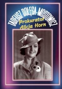 Prokurator Alicja Horn - okładka książki
