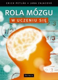 Rola mózgu w uczeniu się (+ CD) - okładka książki