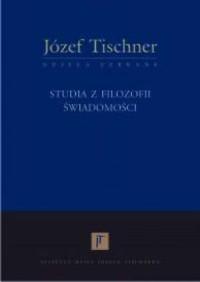Studia z filozofii świadomości - okładka książki