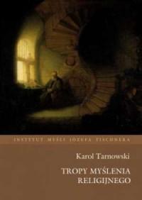 Tropy myślenia religijnego - okładka książki