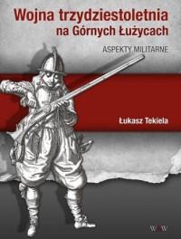 Wojna trzydziestoletnia na Górnych - okładka książki