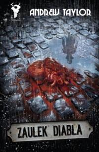 Zaułek diabła - okładka książki