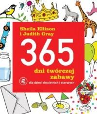365 dni twórczej zabawy - okładka książki