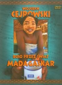 Boso przez świat. Madagaskar (DVD) - okładka filmu
