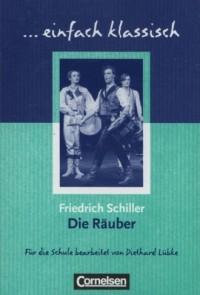 Die Räuber - okładka książki