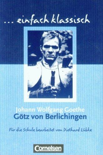 Gotz von Berlichingen - okładka książki