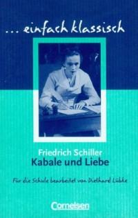 Kabale und Liebe - okładka książki