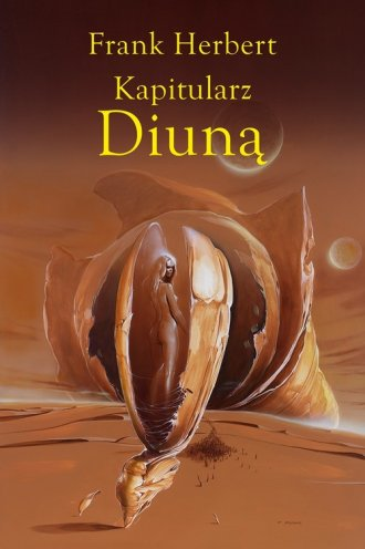 Kapitularz Diuną - okładka książki