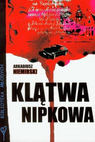 Klątwa Nipkowa - okładka książki