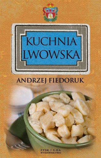 Kuchnia lwowska - okładka książki