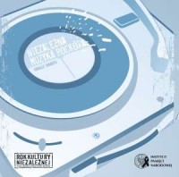 Niezależna muzyka rockowa - okładka książki