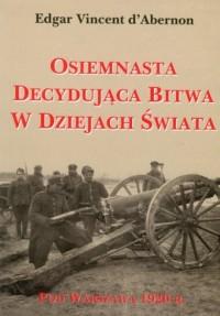 Osiemnasta decydująca bitwa - okładka książki