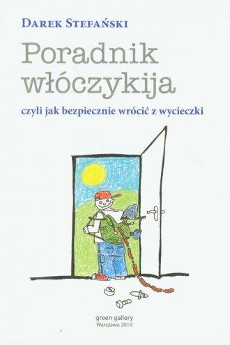 Poradnik włóczykija czyli jak bezpiecznie - okładka książki