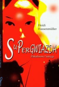 Supergwiazda - okładka książki
