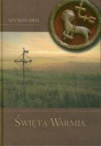 Święta Warmia - okładka książki
