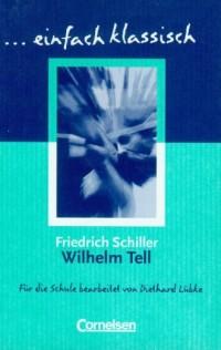 Wilhelm Tell - okładka książki