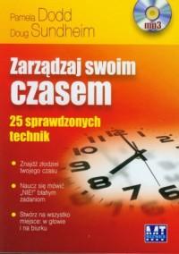 Zarządzaj swoim czasem (CD mp3) - pudełko audiobooku