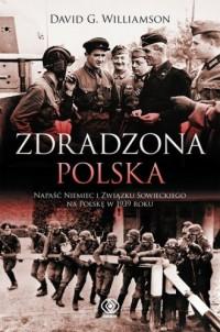 Zdradzona Polska - okładka książki