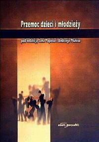 Przemoc dzieci i młodzieży - okładka książki