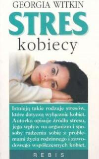Stres kobiecy - okładka książki