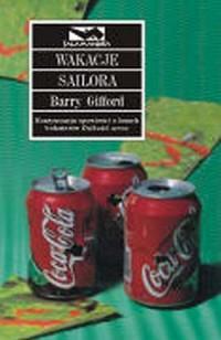Wakacje Sailora - okładka książki