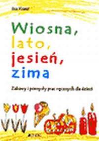 Wiosna, lato, jesień, zima - okładka książki