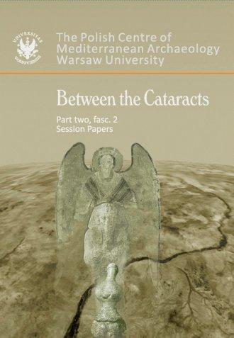 Between the Cataracts. Part 2, - okładka książki