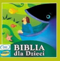 Biblia dla dzieci (CD audio) - Wydawnictwo - pudełko audiobooku