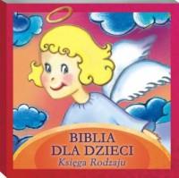 Biblia dla dzieci. Księga rodzaju (audio CD) - pudełko audiobooku