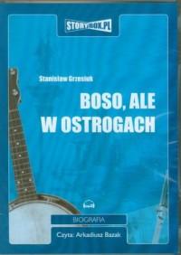 Boso, ale w ostrogach - pudełko audiobooku