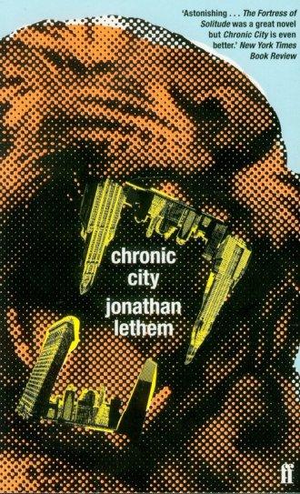 Chronic City - okładka książki