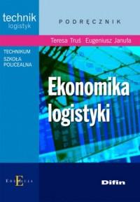 Ekonomika logistyki - okładka książki