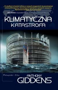 Klimatyczna katastrofa - okładka książki