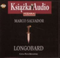 Longobard (CD mp3) - pudełko audiobooku