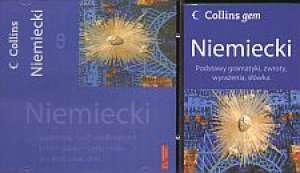 Niemiecki. Podstawy gramatyki zwroty - okładka podręcznika