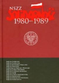 NSZZ Solidarność 1980-1989. Tom 5. Polska środkowo-wschodnia - okładka książki
