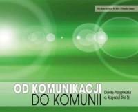 Od komunikacji do komunii (CD) - pudełko audiobooku