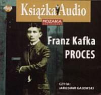 Proces (CD mp3) - pudełko audiobooku