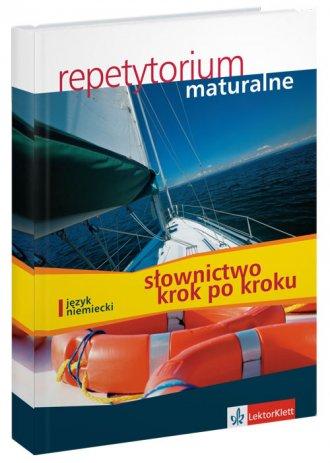 Repetytorium maturalne. Język niemiecki. - okładka podręcznika