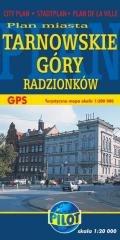 Tarnowskie Góry. Plan miasta (w - okładka książki