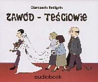 Zawód - teściowie (4 CD) - pudełko audiobooku