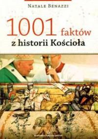 1001 faktów z historii kościoła - okładka książki