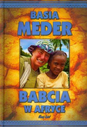 Babcia w Afryce - okładka książki