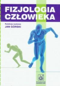 Fizjologia człowieka - okładka książki
