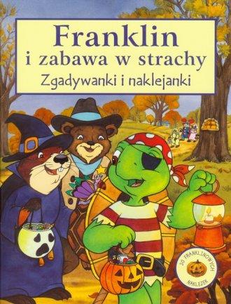Franklin i zabawa w strachy - okładka książki